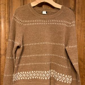 J Crew crew next sweater